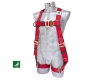 H Style Safety harness