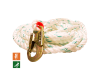 "Rope of 5/8 ""10,20 and 30 mts"
